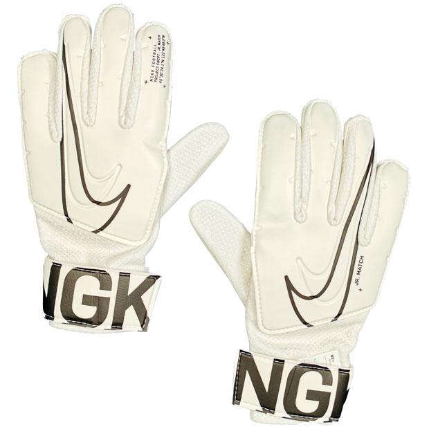 GK ジュニア マッチ  gs3883-100 ホワイト×ブラック