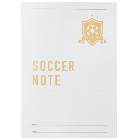 サッカーノート グレードアップ版  hfa8009