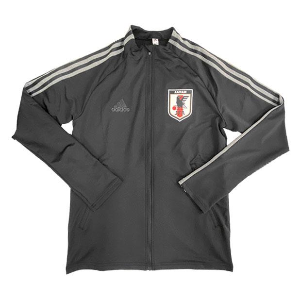 サッカー日本代表 アンセムジャケット  hjo87-ew8684 ブラック