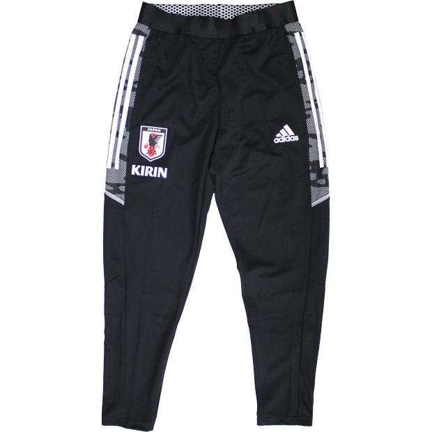 サッカー日本代表 トレーニングパンツ  hkz09-ex5979 ブラック