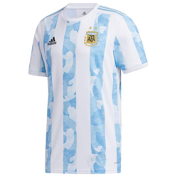 アルゼンチン代表 2021 ホーム 半袖レプリカユニフォーム  jdg75-ge5475