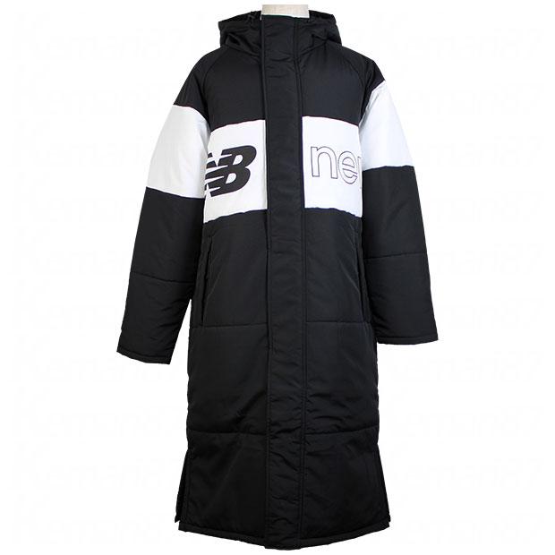 中綿ロングコート  jmjf0457-bk ブラック