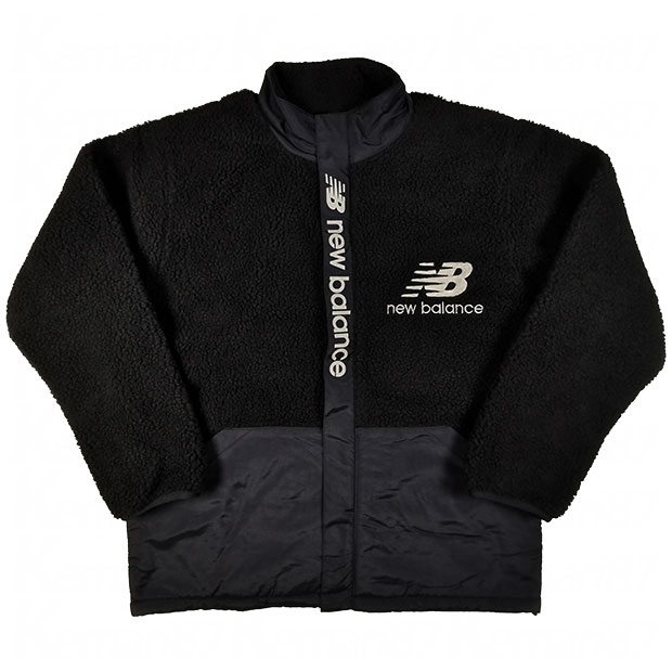ボアジャケット  jmjp0232-bk ブラック