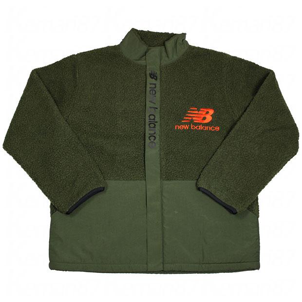 ボアジャケット  jmjp0232-olg オークリーフグリーン