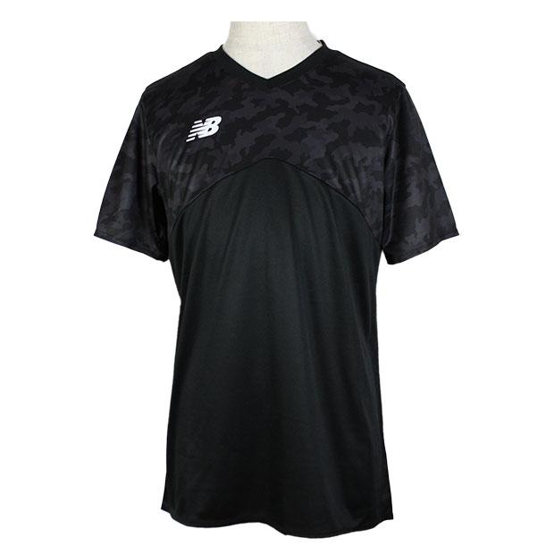 半袖プラクティスシャツ  jmtf0413-bk ブラック