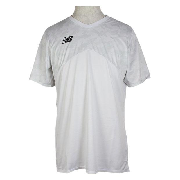 半袖プラクティスシャツ  jmtf0413-wt ホワイト