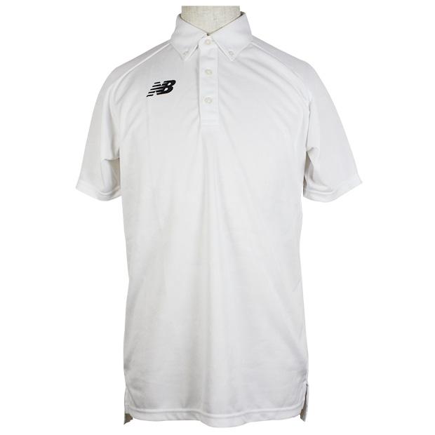 ジャガードポロシャツ  jmtf0439-wt ホワイト