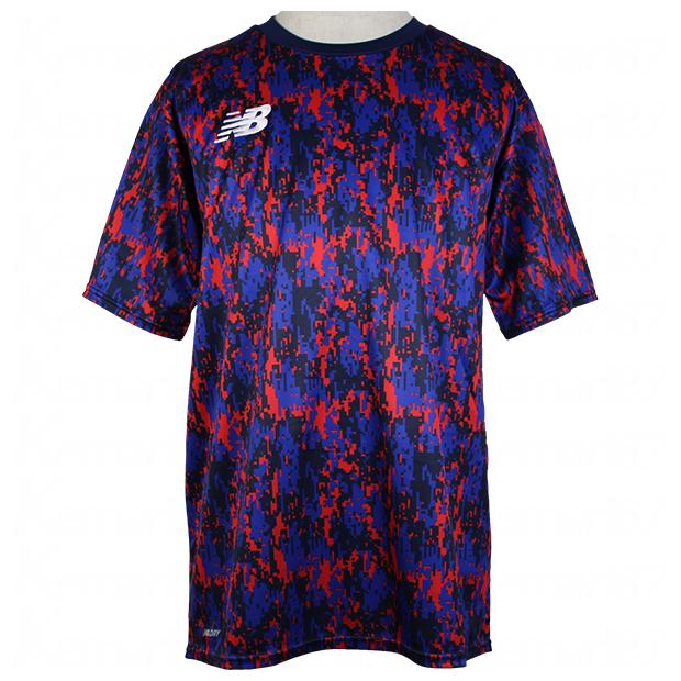 半袖ゲームシャツ  jmtf1010-rl ロイヤル