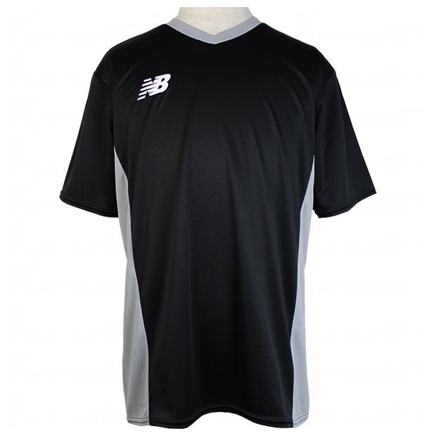 半袖プラクティスシャツ  jmtf1013-bk ブラック
