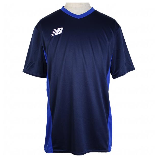 半袖プラクティスシャツ  jmtf1013-nv ネイビー