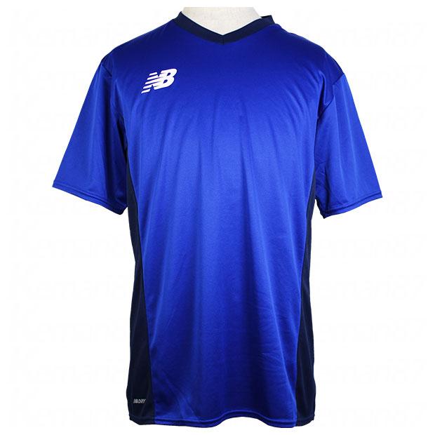 半袖プラクティスシャツ  jmtf1013-ryb ロイヤルブルー