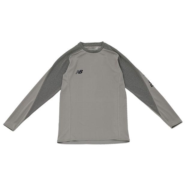 長袖Tシャツ  jmtf1157-gr グレー
