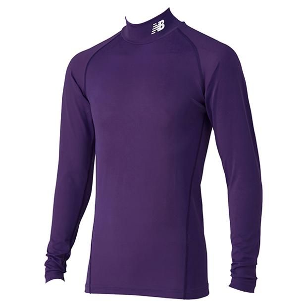 ロングインナーシャツ  jmtf7380-prp パープル