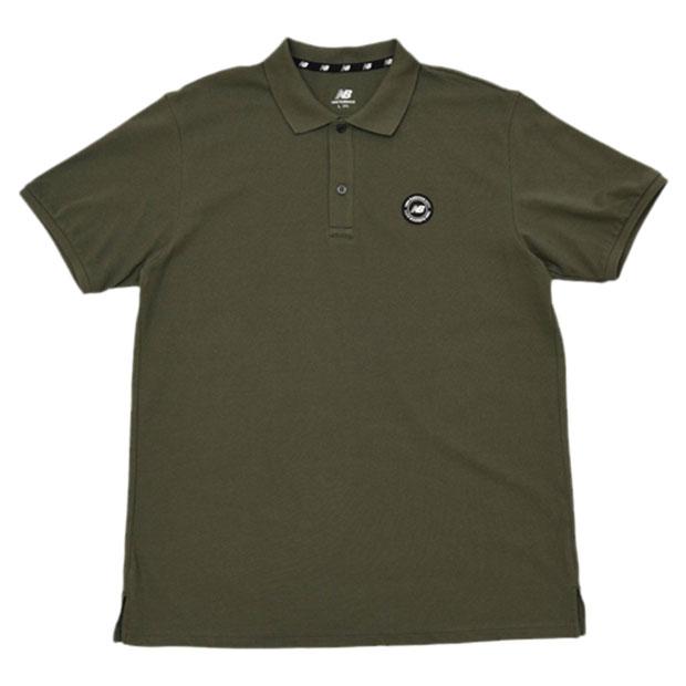 574S ワッペンポロシャツ  jmtp0208-dcg ダークカバートグリーン