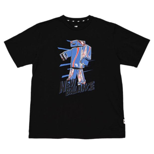 997S グラフィック半袖Tシャツ  jmtp0221-bk ブラック