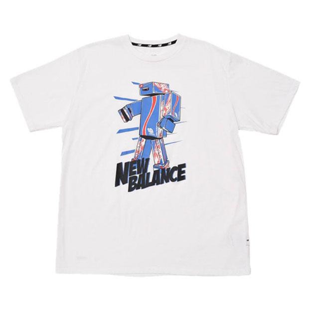 997S グラフィック半袖Tシャツ  jmtp0221-wt ホワイト