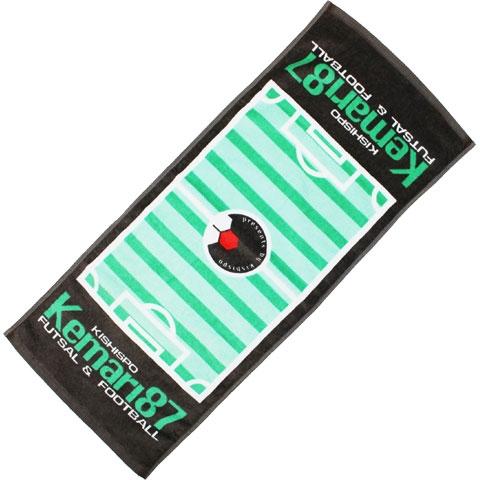 オリジナルスポーツタオル  kemari-towel-m