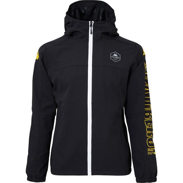 ジェフユナイテッド市原・千葉 トレーニングジャケット  kfa12wt31j-bk ブラック