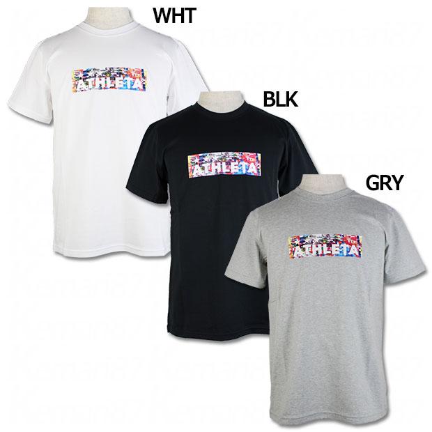 ボックスロゴ半袖Tシャツ  ko-078