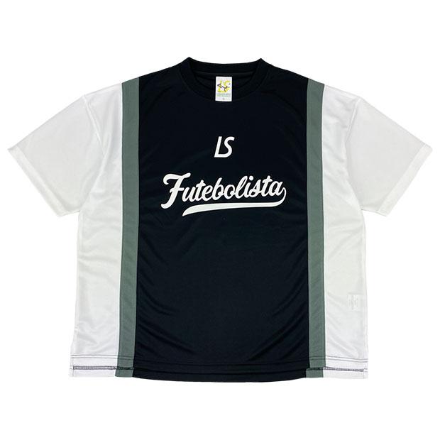 FD ビッグシルエット半袖プラクティスシャツ  l1211001-blk ブラック