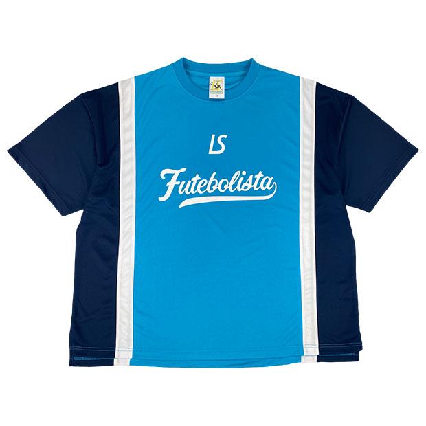 FD ビッグシルエット半袖プラクティスシャツ  l1211001-tblu ターコイズブルー