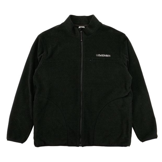 STANDARD フルジップフリースジャケット  l1212302-blk ブラック