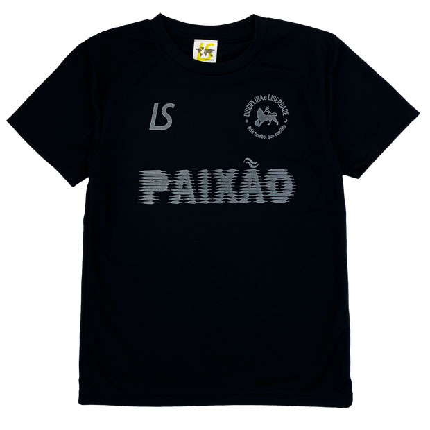 ジュニア PX スタンダード 半袖プラクティスシャツ  l2211001-blk ブラック