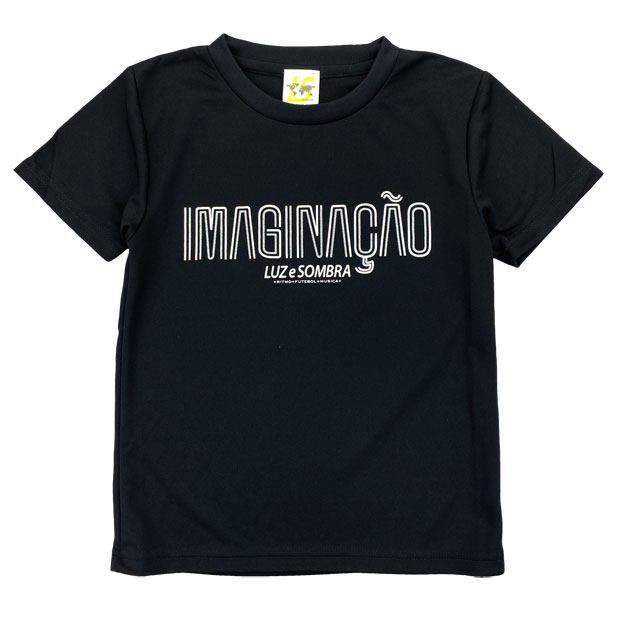 ジュニア IMN スタンダード 半袖プラクティスシャツ  l2211004-blk ブラック