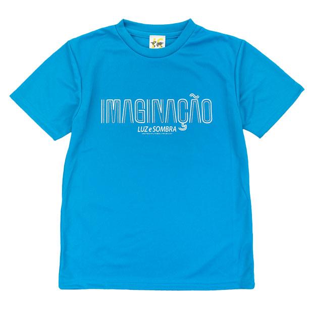 ジュニア IMN スタンダード 半袖プラクティスシャツ  l2211004-tblu ターコイズブルー