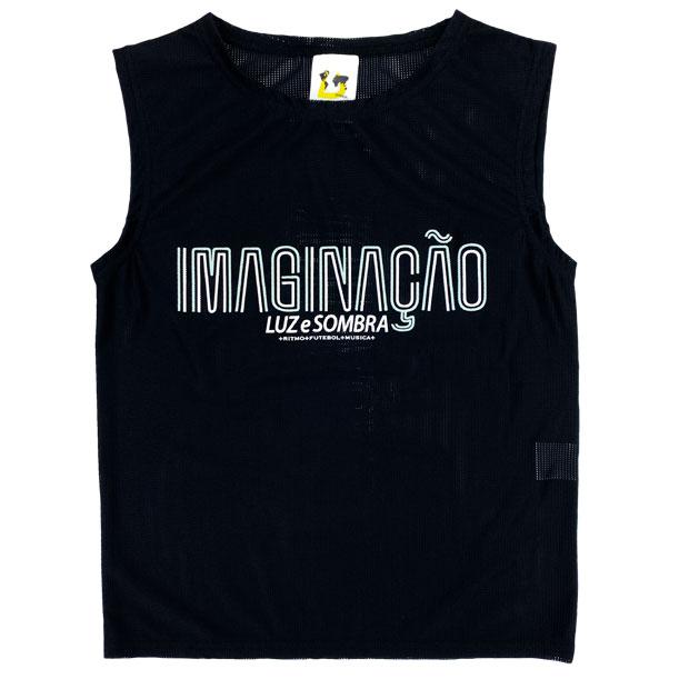 ジュニア IMN メッシュノースリーブシャツ  l2211005-blk ブラック