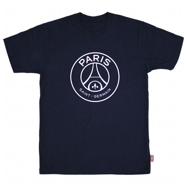 パリサンジェルマン 半袖Tシャツ  lu01-ps-1f01-nvy ネイビー
