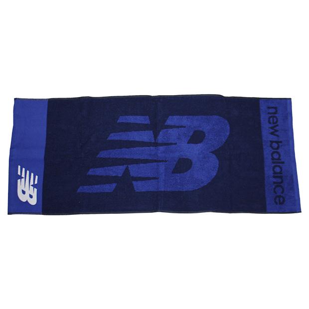 チームタオル  ma934303-blw ブルー×ホワイト