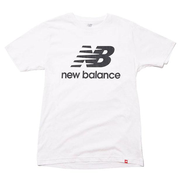 エッセンシャルズスタックドロゴ半袖Tシャツ  mt01575-wk ホワイト