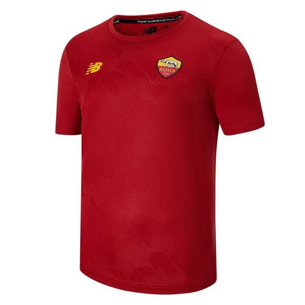 ASローマ プレゲームシャツ  mt131258-cad