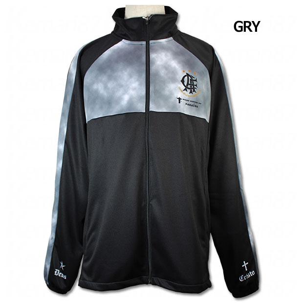 TIE-DYE トレーニングジャケット  np-00-595