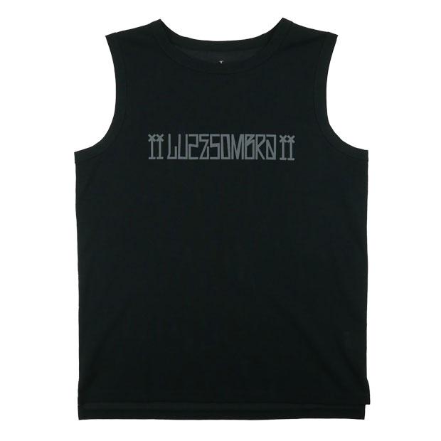Futebol Seekerz メッシュノースリーブシャツ  o1211002-blk ブラック