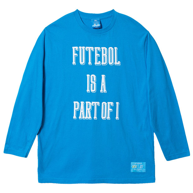 PART OF I 長袖Tシャツ  o2012001-atmblu ATMブルー