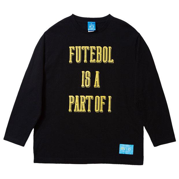 PART OF I 長袖Tシャツ  o2012001-blk ブラック