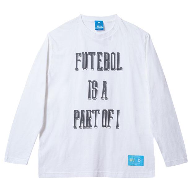 PART OF I 長袖Tシャツ  o2012001-wht ホワイト