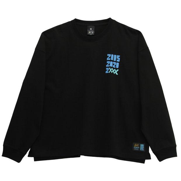 15th pray for 長袖Tシャツ  o2012020-blk ブラック