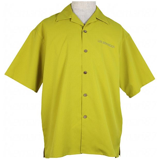 PART OF I オープンカラーシャツ  o2012101-yel イエロー