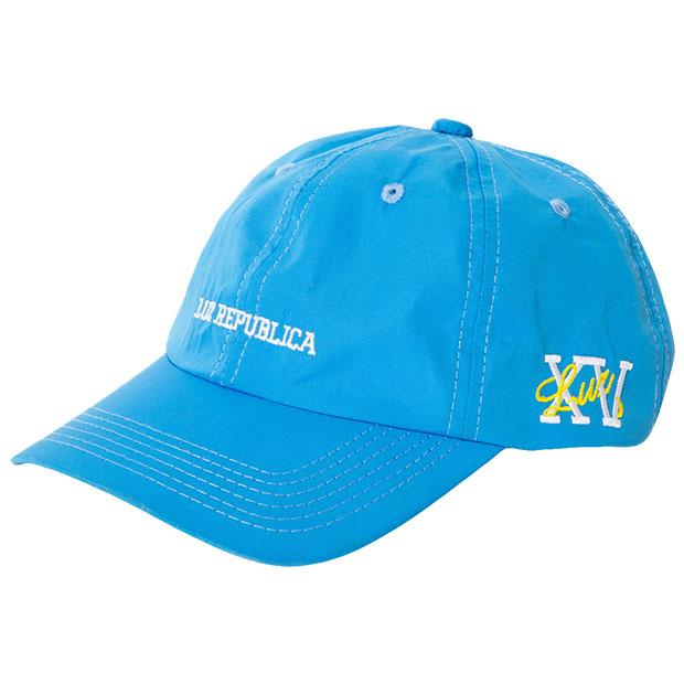 LUZ REPUBLICA キャップ  o2014800-atmblu ATMブルー