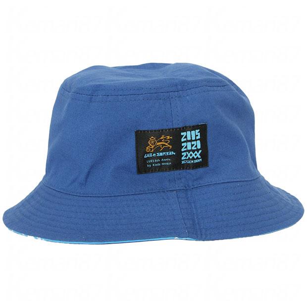 15th History Zion リバーシブルハット  o2014804-atmblu ATMブルー