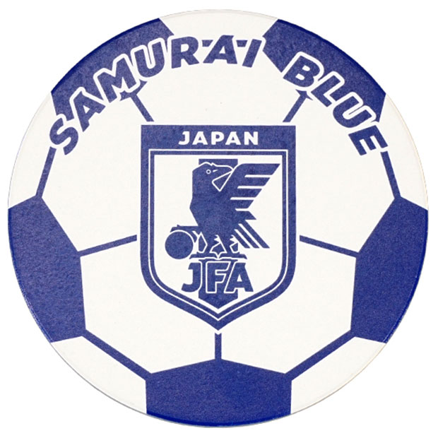 日本代表 コースター  o4-804