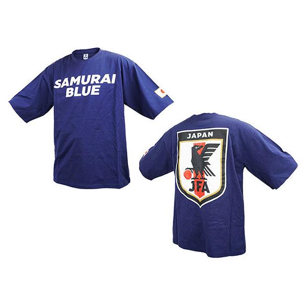 日本代表 ビッグシルエット半袖Tシャツ  o6-261-4