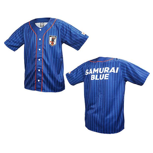 日本代表 ベースボールシャツ  o6-267-70