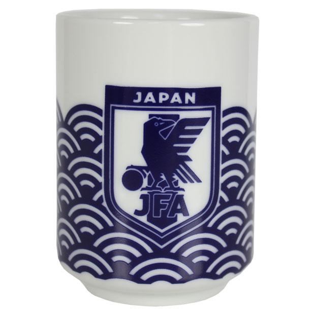 日本代表 湯呑み 青海波  oo-536