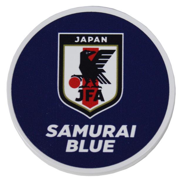 日本代表 クリップマグネット SAMURAI BLUE  oo-564