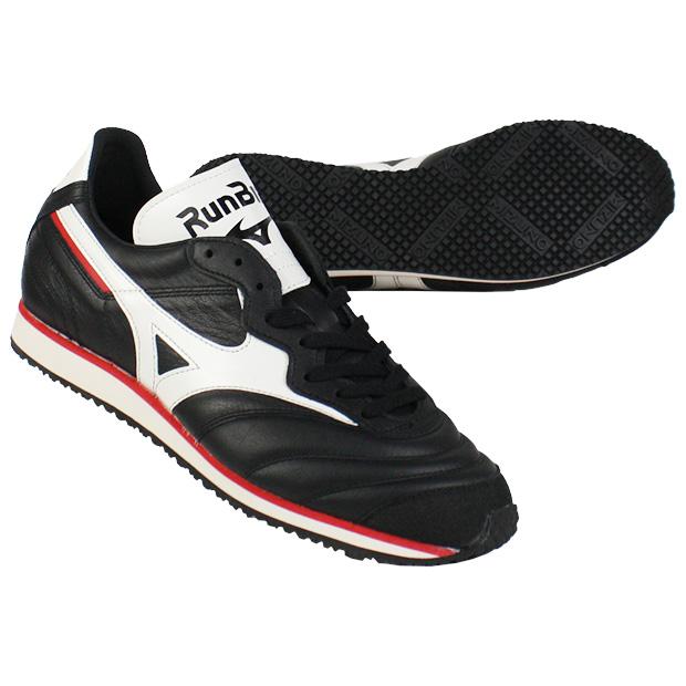 モレリア スニーカー 1985  p1gd202001 ブラック×ホワイト