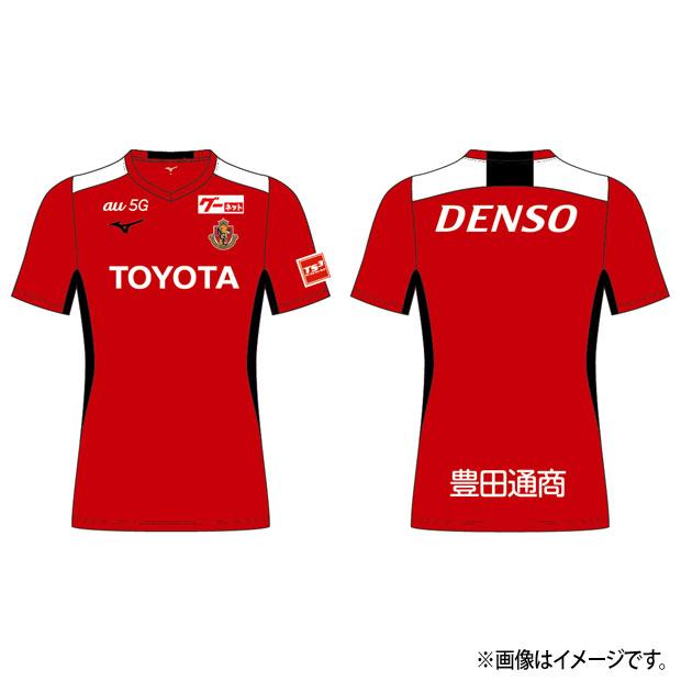 名古屋グランパス 2020 ホーム 半袖トレーニングマッチシャツ  p2ja0y5162